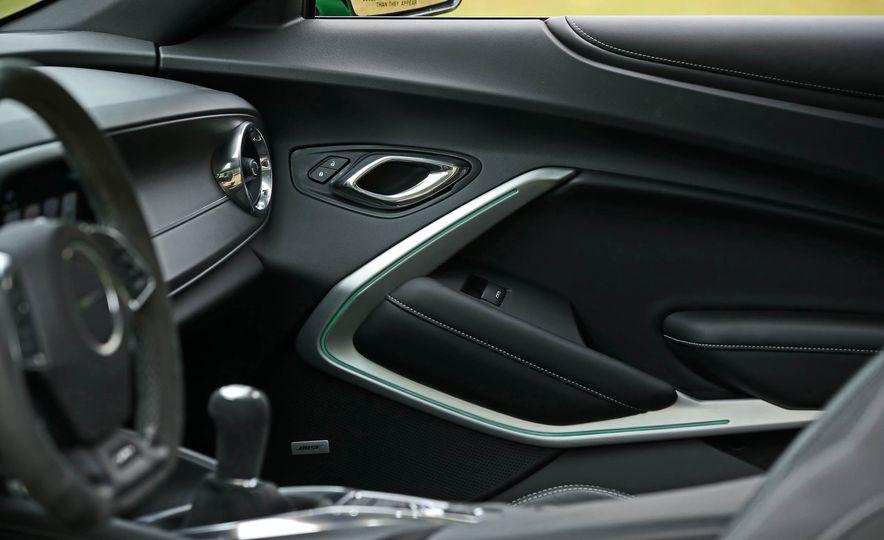 2017 Chevrolet Camaro V-6 1LE - Slide 53