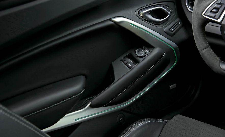 2017 Chevrolet Camaro V-6 1LE - Slide 55