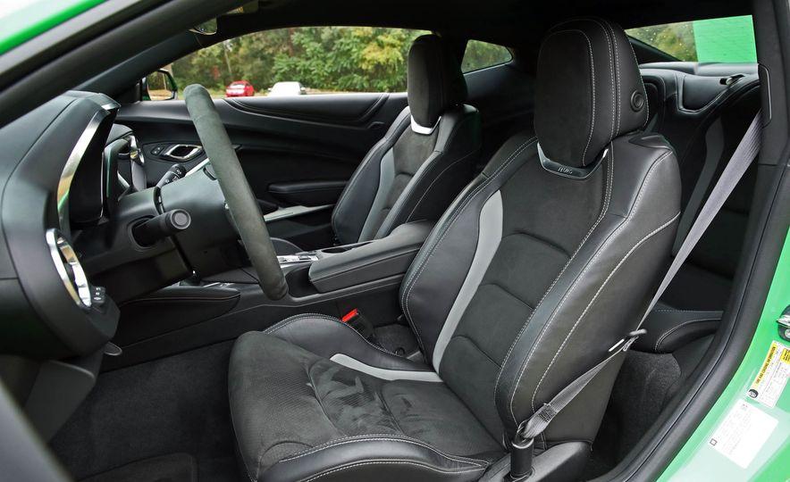 2017 Chevrolet Camaro V-6 1LE - Slide 57