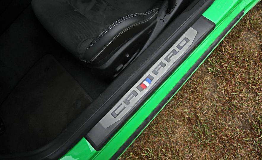 2017 Chevrolet Camaro V-6 1LE - Slide 58
