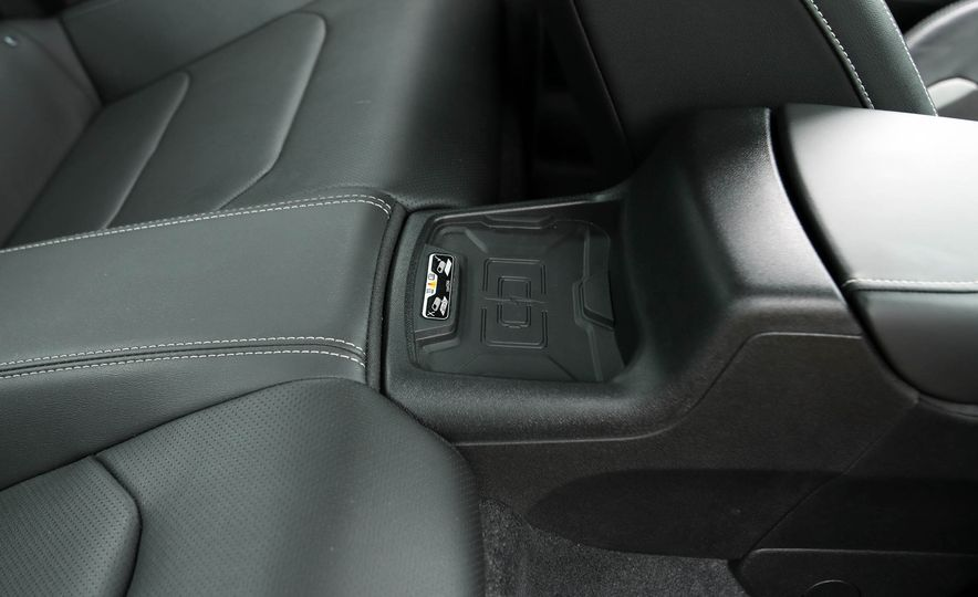 2017 Chevrolet Camaro V-6 1LE - Slide 60