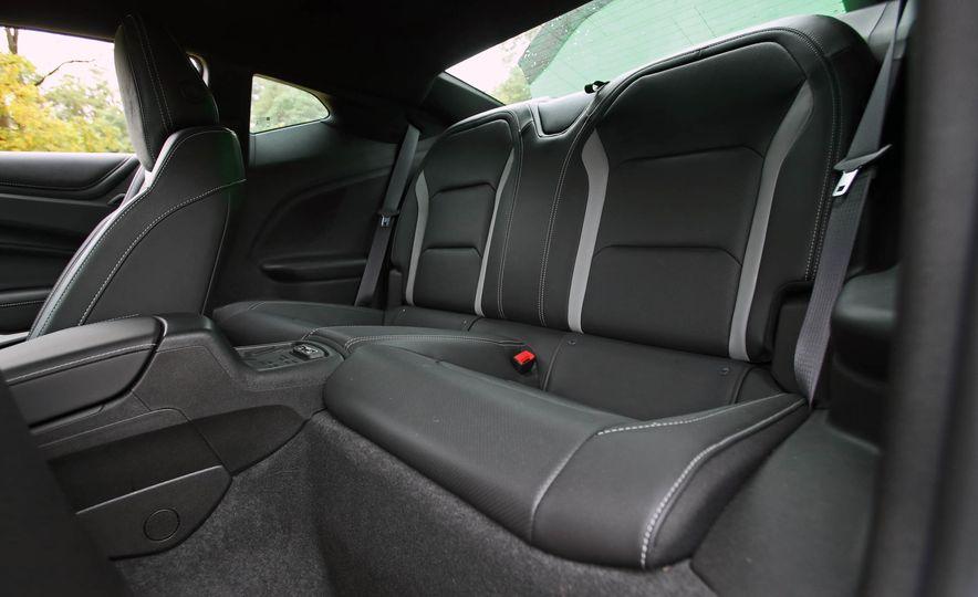 2017 Chevrolet Camaro V-6 1LE - Slide 61