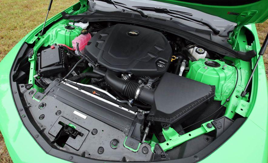 2017 Chevrolet Camaro V-6 1LE - Slide 63