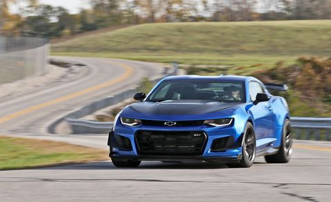 7 best american muscle cars 2019 - top high-performance u.s.-made cars