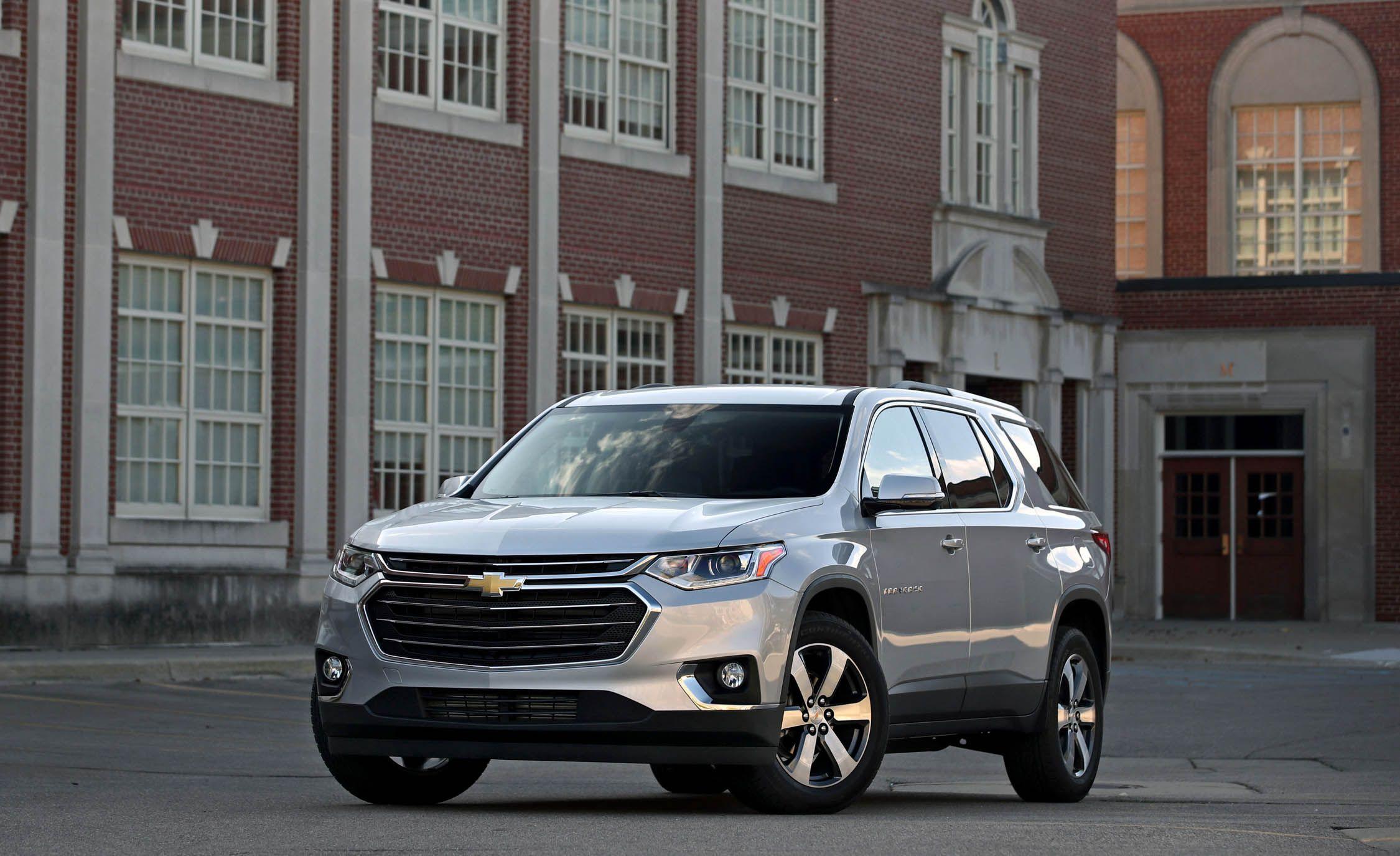 2019 Chevrolet Traverse Reviews Chevrolet Traverse Price Photos