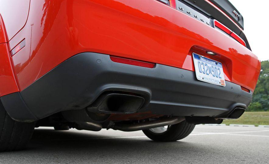 2018 Dodge Challenger SRT SRT Hellcat - Slide 36