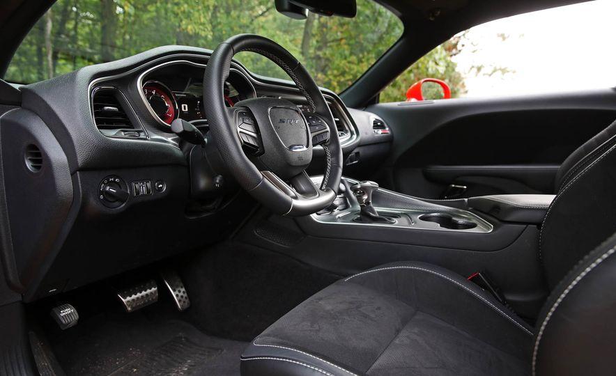2018 Dodge Challenger SRT SRT Hellcat - Slide 38