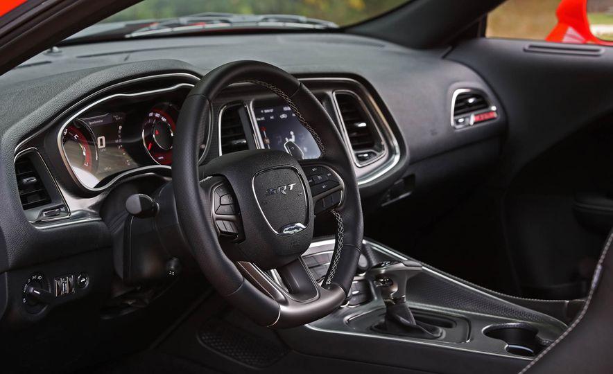 2018 Dodge Challenger SRT SRT Hellcat - Slide 39