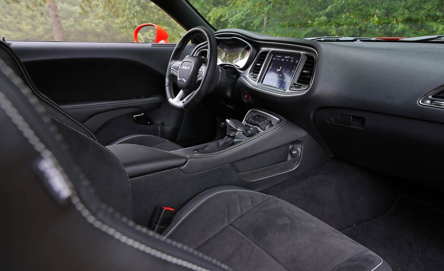 2018 Dodge Challenger SRT SRT Hellcat - Slide 42