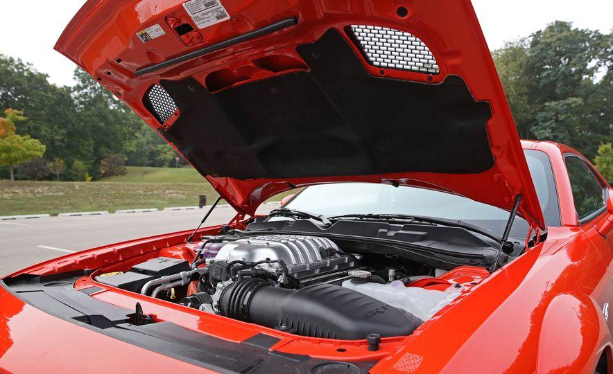 2018 Dodge Challenger SRT SRT Hellcat - Slide 67