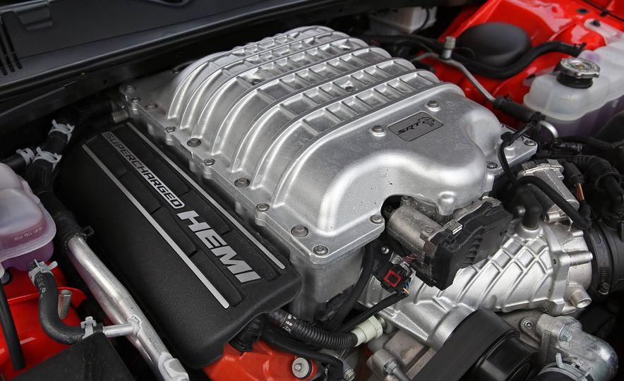 2018 Dodge Challenger SRT SRT Hellcat - Slide 69
