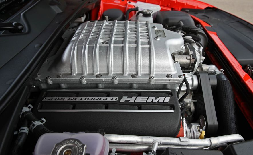 2018 Dodge Challenger SRT SRT Hellcat - Slide 70
