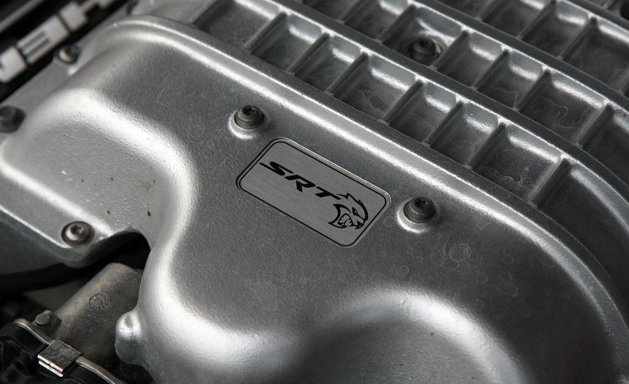 2018 Dodge Challenger SRT SRT Hellcat - Slide 71