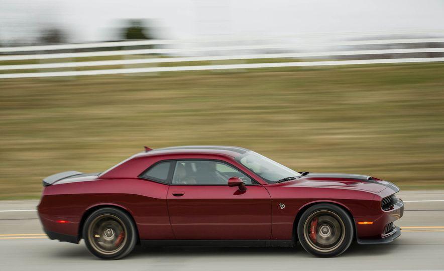 2018 Dodge Challenger SRT SRT Hellcat - Slide 73