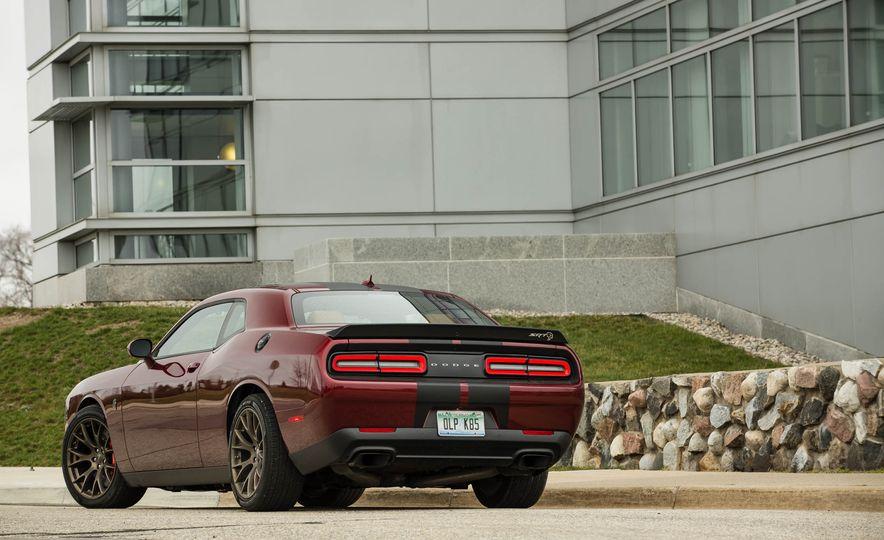 2018 Dodge Challenger SRT SRT Hellcat - Slide 82