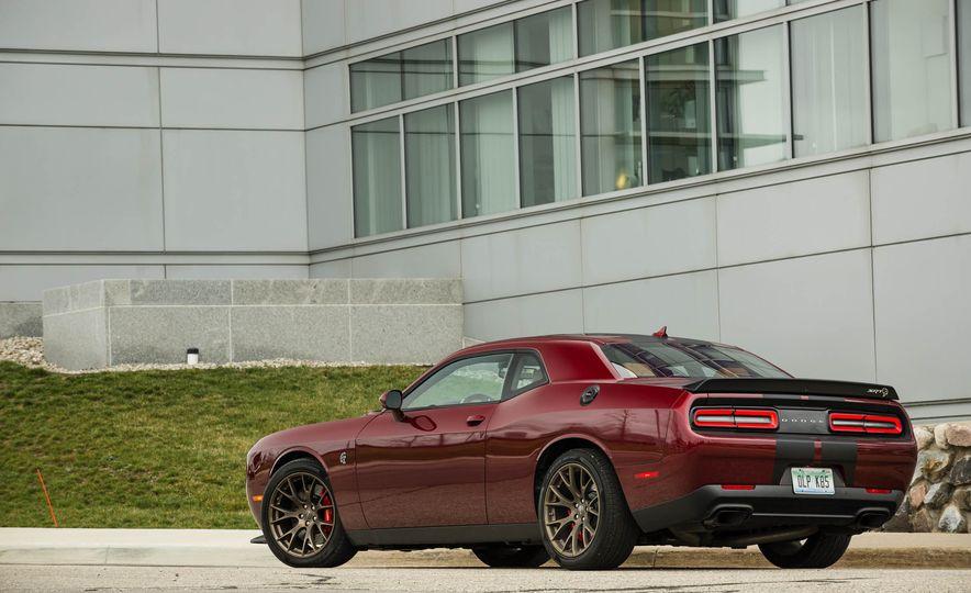 2018 Dodge Challenger SRT SRT Hellcat - Slide 83