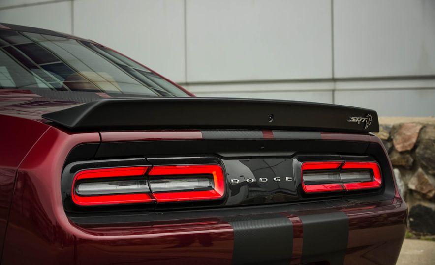 2018 Dodge Challenger SRT SRT Hellcat - Slide 91