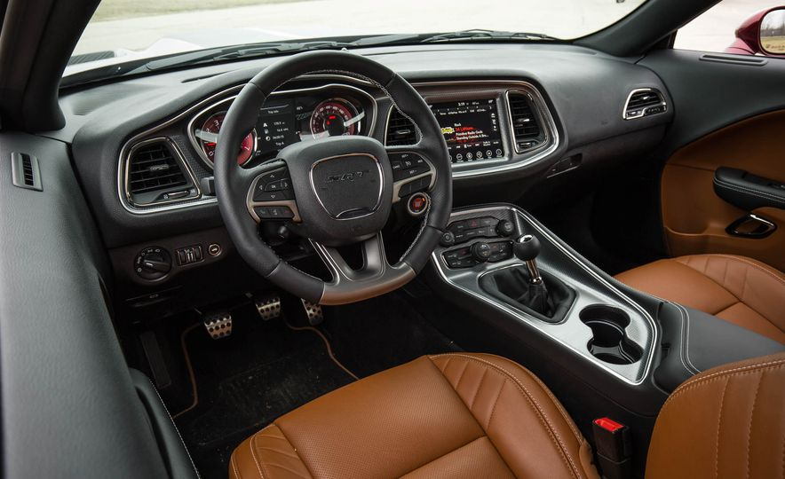 2018 Dodge Challenger SRT SRT Hellcat - Slide 97