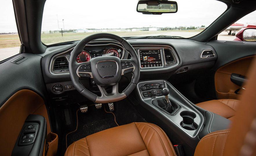 2018 Dodge Challenger SRT SRT Hellcat - Slide 98