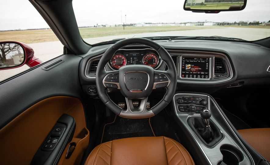 2018 Dodge Challenger SRT SRT Hellcat - Slide 99