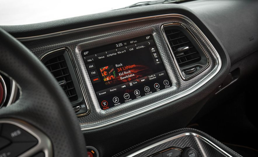 2018 Dodge Challenger SRT SRT Hellcat - Slide 110