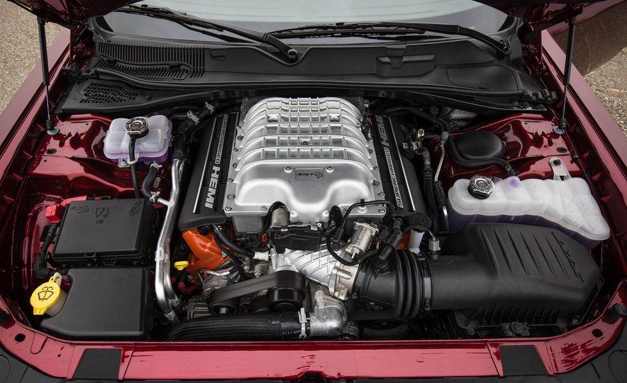 2018 Dodge Challenger SRT SRT Hellcat - Slide 132