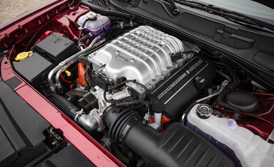 2018 Dodge Challenger SRT SRT Hellcat - Slide 133