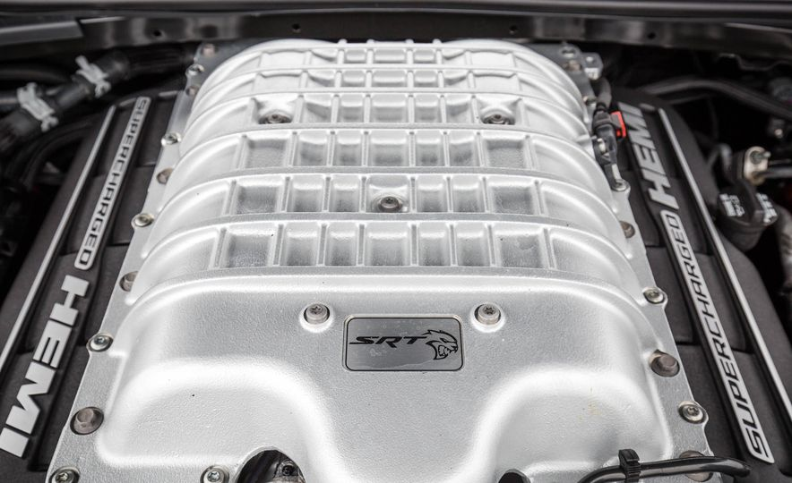 2018 Dodge Challenger SRT SRT Hellcat - Slide 134