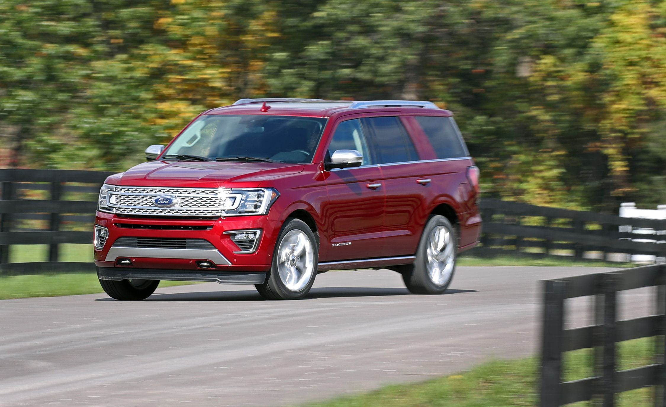 2019 Ford Expedition Max Reviews Price Photos And Specs Car Driver