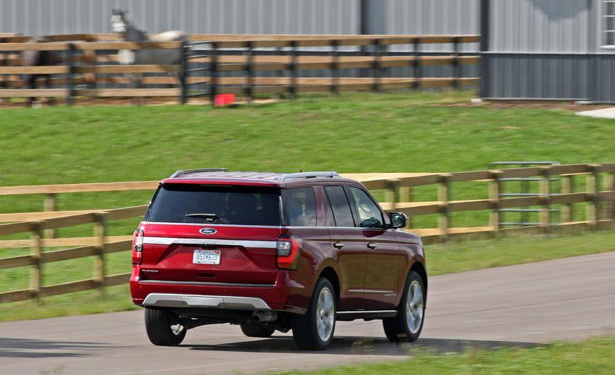2018 Ford Expedition Platinum - Slide 18