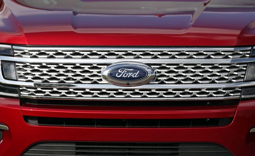 2018 Ford Expedition Platinum - Slide 29