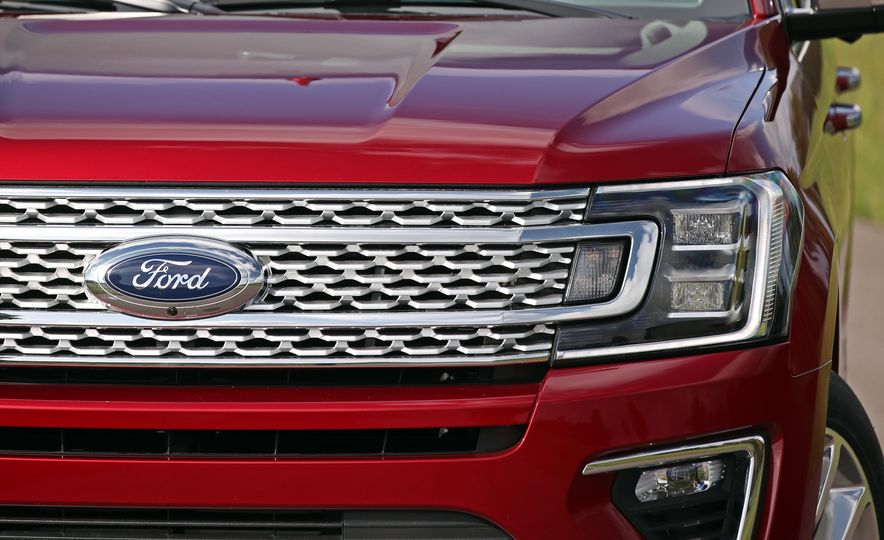 2018 Ford Expedition Platinum - Slide 32