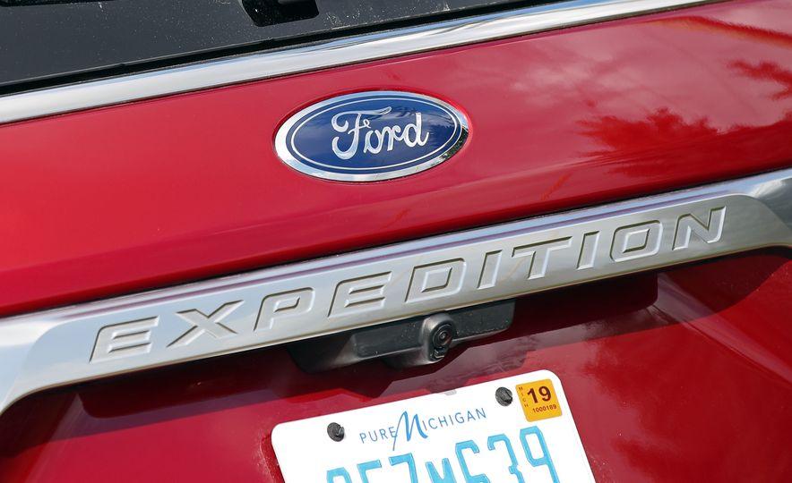 2018 Ford Expedition Platinum - Slide 41