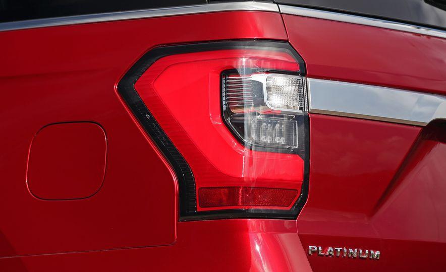 2018 Ford Expedition Platinum - Slide 43