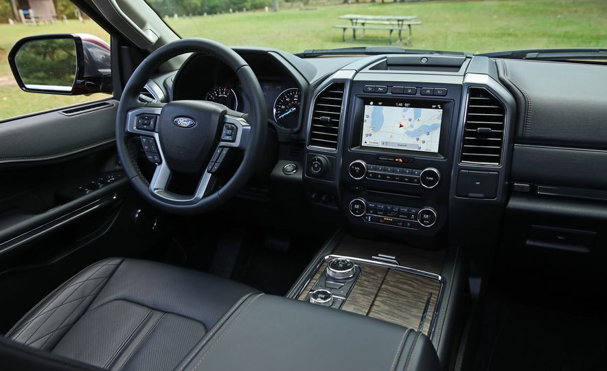 2018 Ford Expedition Platinum - Slide 46
