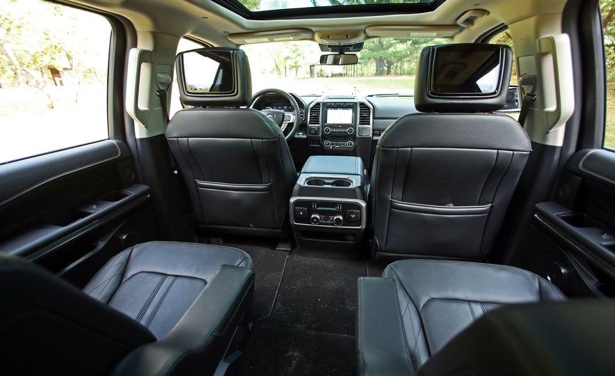 2018 Ford Expedition Platinum - Slide 74