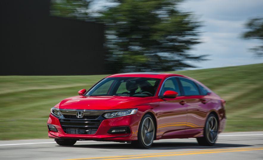 2018 Honda Accord Sport - Slide 7