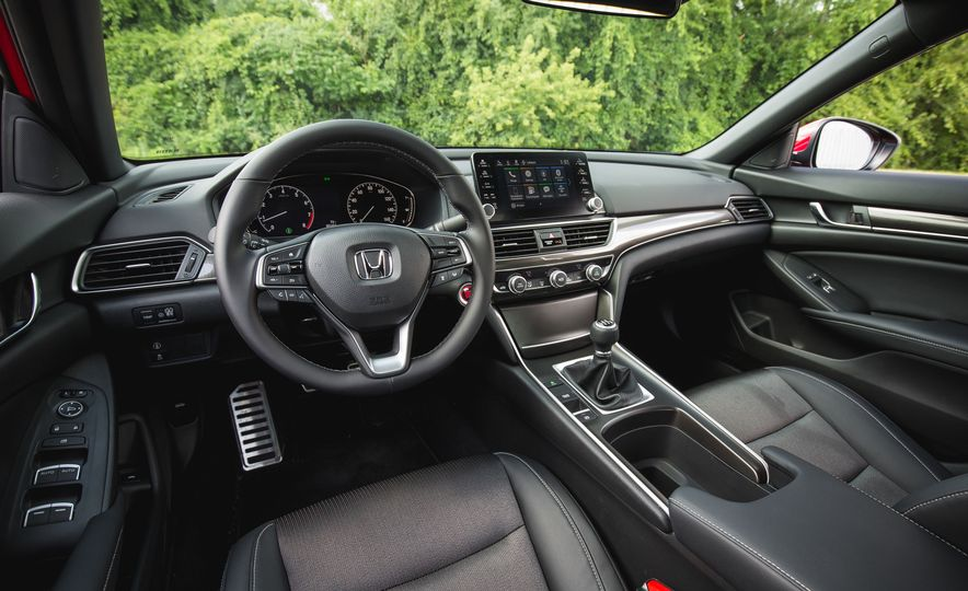 2018 Honda Accord Sport - Slide 28