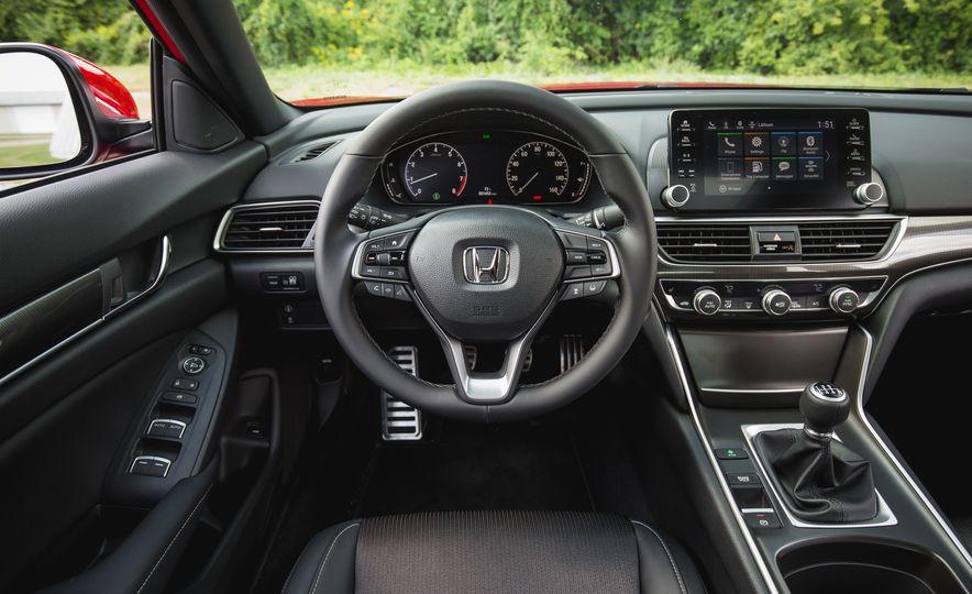 2018 Honda Accord Sport - Slide 37