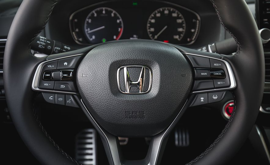 2018 Honda Accord Sport - Slide 38