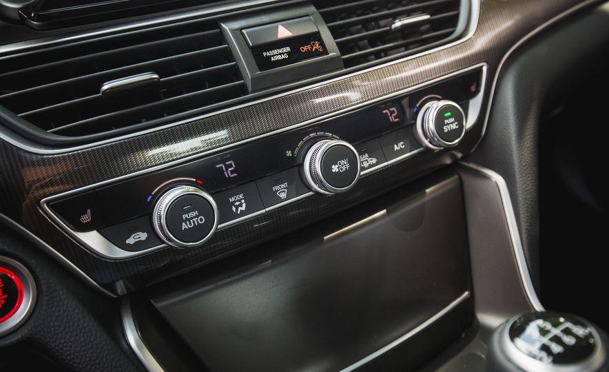 2018 Honda Accord Sport - Slide 50