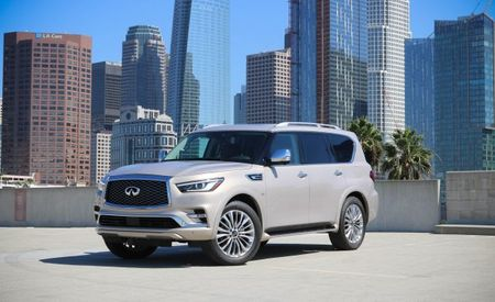 Sexy Sedans and Brute Utes: Infiniti Design Chief Talks Flagships