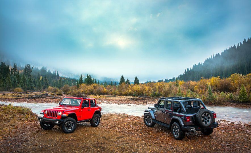 2018 Jeep Wrangler - Slide 13