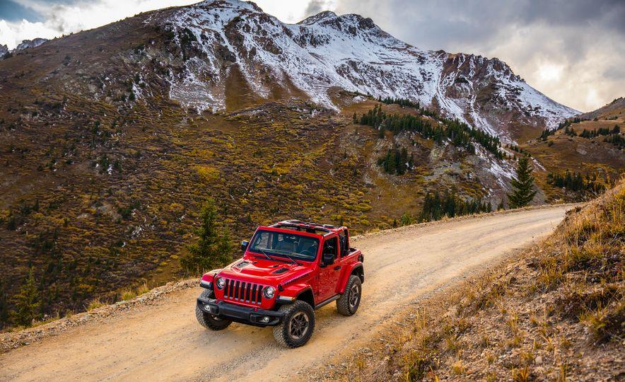 2018 Jeep Wrangler - Slide 15