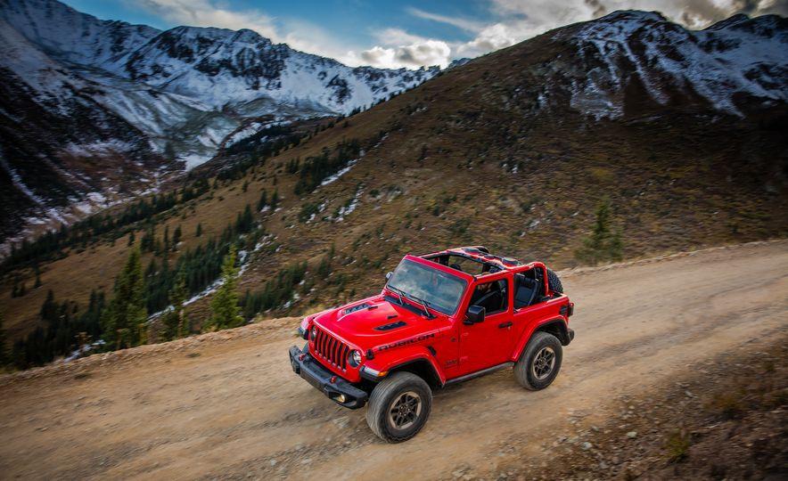 2018 Jeep Wrangler - Slide 16