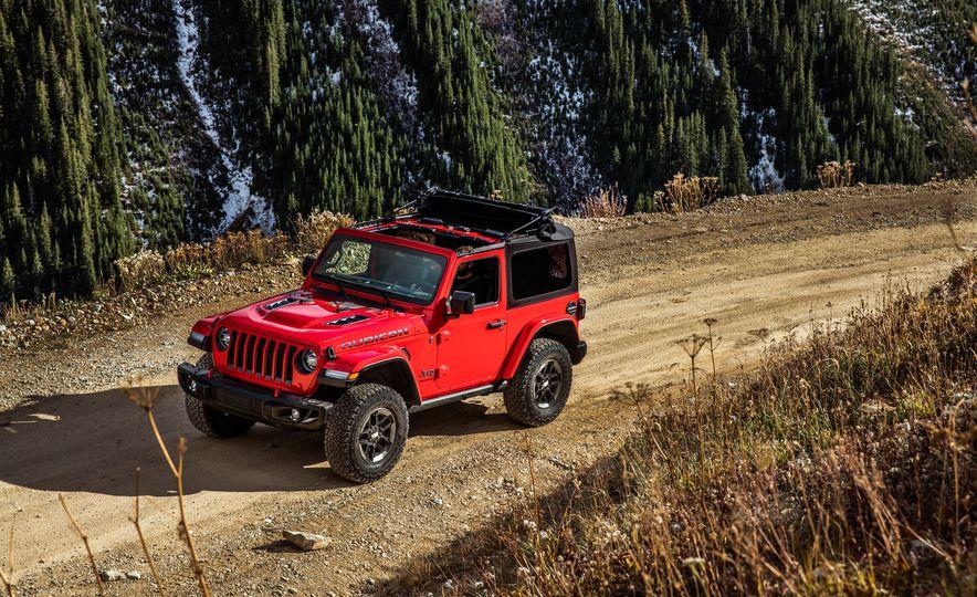 2018 Jeep Wrangler - Slide 20