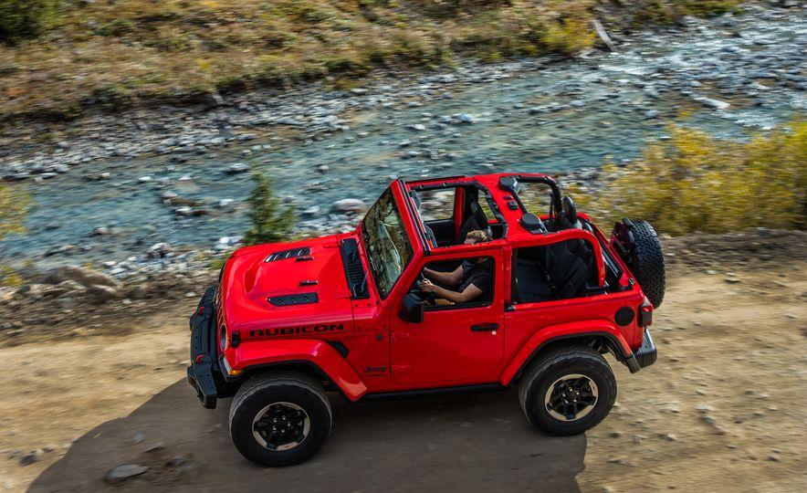 2018 Jeep Wrangler - Slide 23