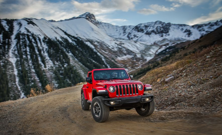 2018 Jeep Wrangler - Slide 32