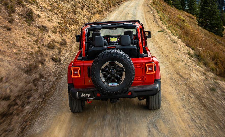 2018 Jeep Wrangler - Slide 37