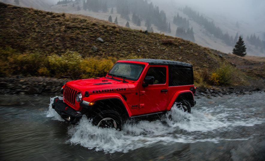 2018 Jeep Wrangler - Slide 42